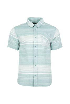 United By Blue Men's Ridgerunner SS Stripe Button Down Shirt