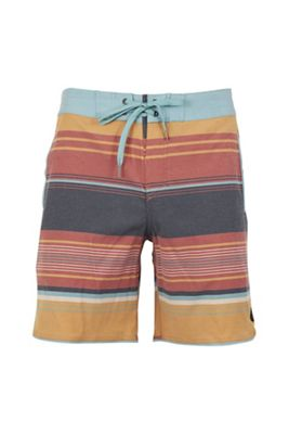 United By Blue Men's Seabed 8 Inch Scallop Boardshort