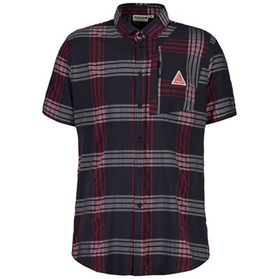 Maloja Men's FalzM. 1/2 Short Sleeve Shirt