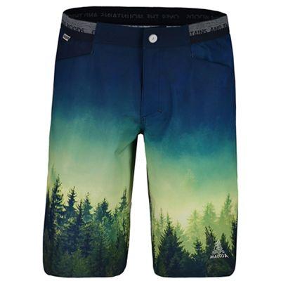 Maloja Men's GionM. Printed Shorts