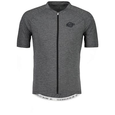 Maloja Men's MotM. Short Sleeve Bike Jersey