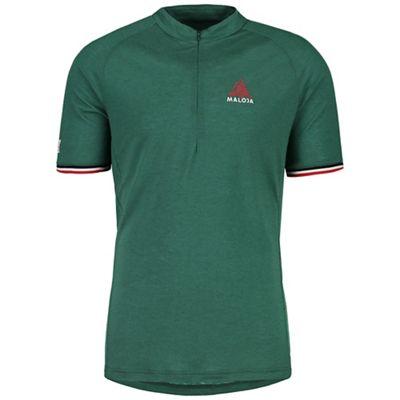 Maloja Men's NairsM. Short Sleeve Bike Jersey