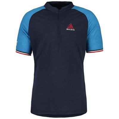 Maloja Men's NairsM. Short Sleeve Bike Jersey