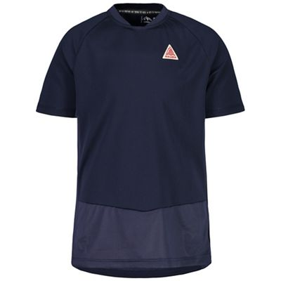 Maloja Men's TitusM. 1/2 Multi Short Sleeve Bike Jersey