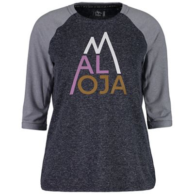 Maloja Women's LusaiM. 3/4 Sleeve Shirt