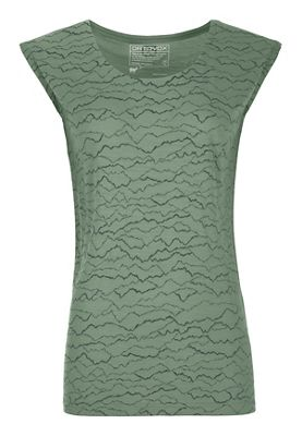 Ortovox Women's 120 Tec Mountainlines T-Shirt