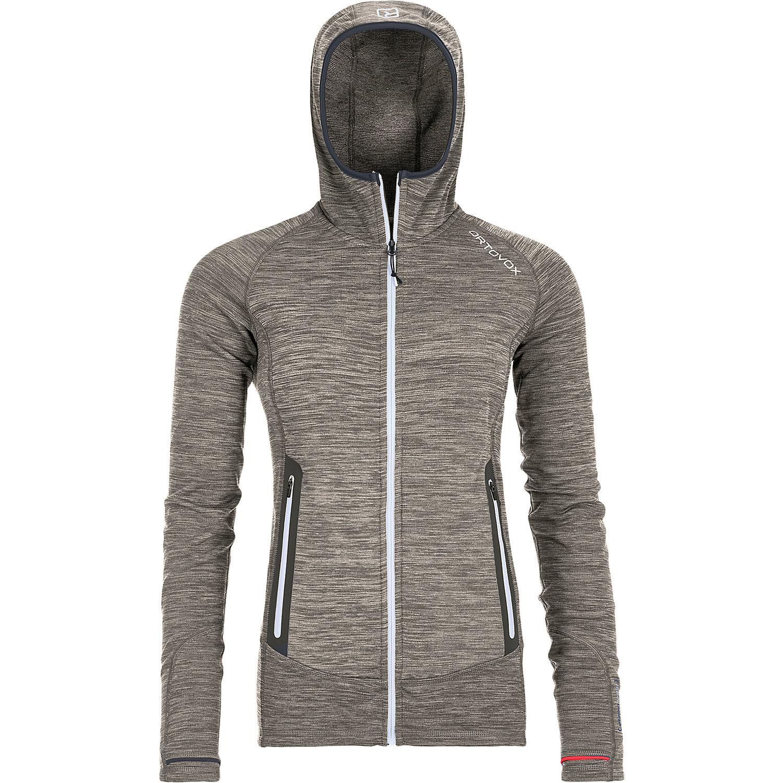 Ortovox Women's Fleece Light Melange Hoody