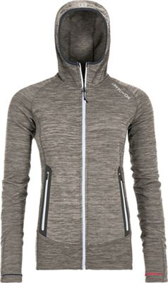 Ortovox Women's Fleece Light Melange Hoody