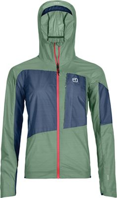 Ortovox Women's Merino Windbreaker Jacket