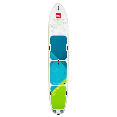 Red Paddle Co Voyager Tandem SUP Board