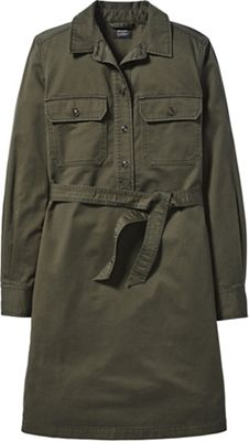 Filson Women's Colville Twill Shirt Dress