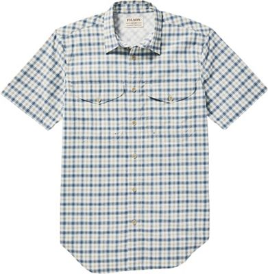 Filson Men's Twin Lakes SS Sport Shirt