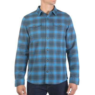 Moosejaw Men's Boon Heavyweight Flannel
