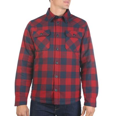Moosejaw Men's Elmwood Insulated Shirt Jacket