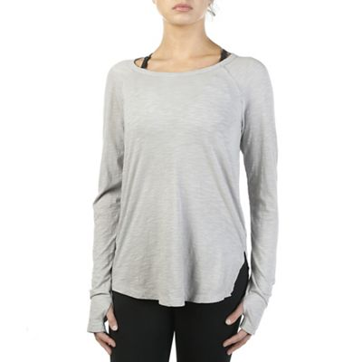 Vimmia Women's Isle V Back LS Crew Neck Top