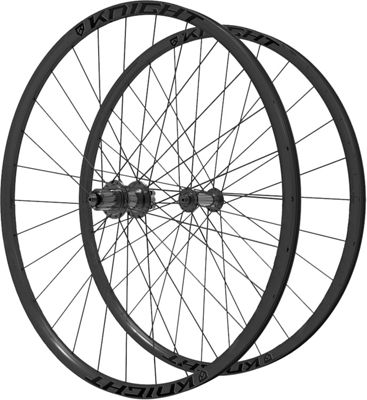 Knight 29 Inch Race Disc Wheelset