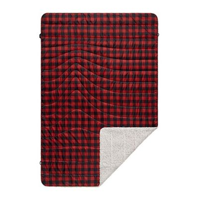 Rumpl Printed Sherpa Fleece Blanket