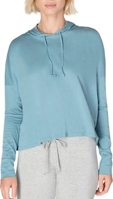 Beyond Yoga Women's Beach Worn Cropped Pullover
