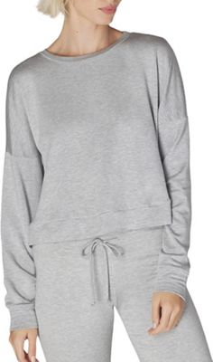 Beyond Yoga Women's Color Streak Cropped Pullover