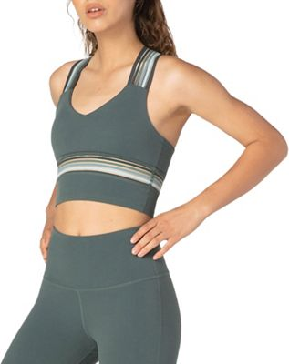 Beyong Yoga Women's Get Your Filament Cropped Tank