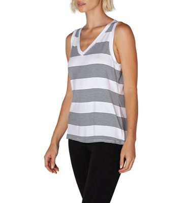 Beyond Yoga Women's Plain and Simple V-Neck Tank