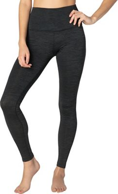 Beyond Yoga Women's True to Stripe High Wasited Long Legging