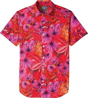 Bonobos Men's Amalfi Premium Short Sleeve Shirt
