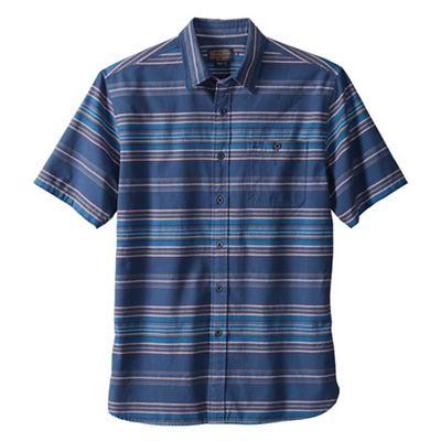 Pendleton Men's Short Sleeve Kay Street Novelty Stripe Shirt