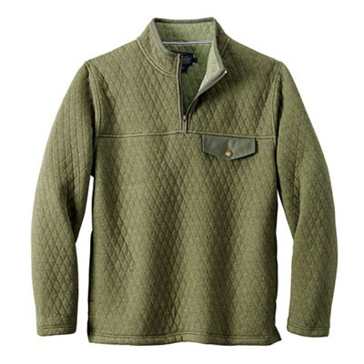 Pendleton Men's Steens Quilted Popover