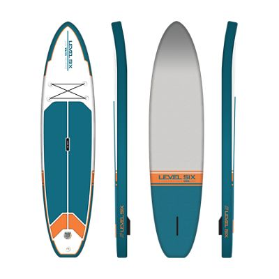 Level Six Ultralight Inflatable SUP Board