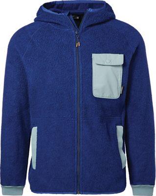 Cotopaxi Men's Cubre Hooded Full Zip Fleece Jacket