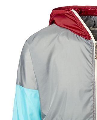 Cotopaxi Teca Windbreaker Halfzip Jacket
