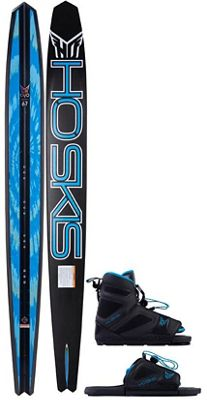 HO Sports EVO 69 Water Ski - FreeMax ART Boot Package