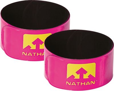 Nathan Reflex Arm Band - 2-Pack