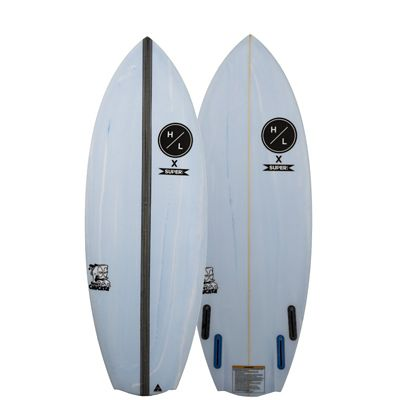 Hyperlite Bucket Chucker Wakesurf Board