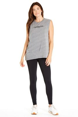 good hYOUman Women's Aguilera Crew Neck Muscle Tank