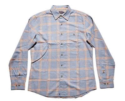 The Normal Brand Men's Kirkwood Button Down Shirt