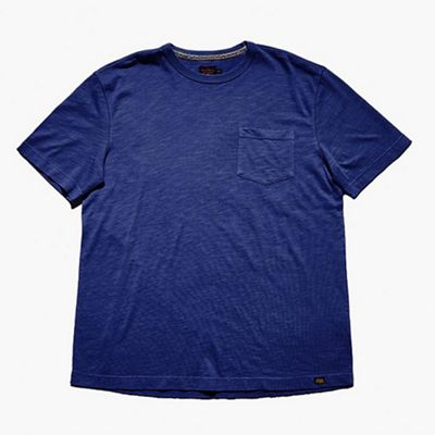 The Normal Brand Men's Slub SS Pocket T