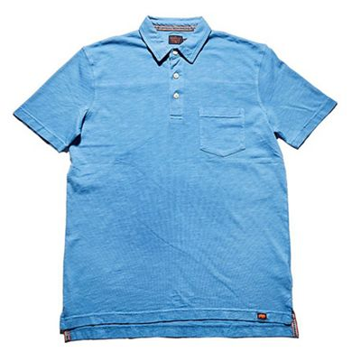 The Normal Brand Men's Slub SS Polo