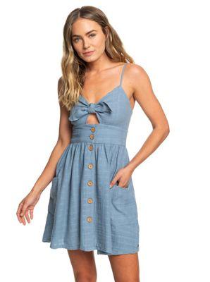 d0dc9976f9b Roxy Women s Under The Cali Sun Texture Dress
