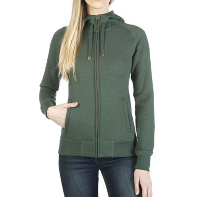 Moosejaw Women's Word Up High Neck Zip Hoody