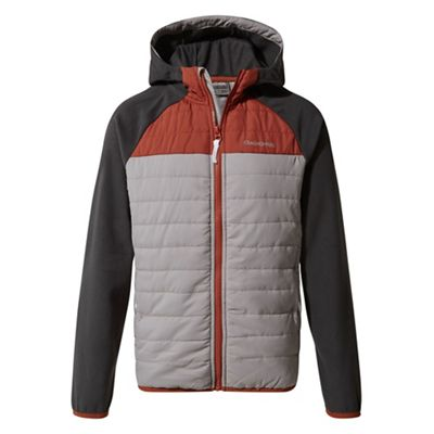 Craghoppers Kid's Avery Hybrid Jacket