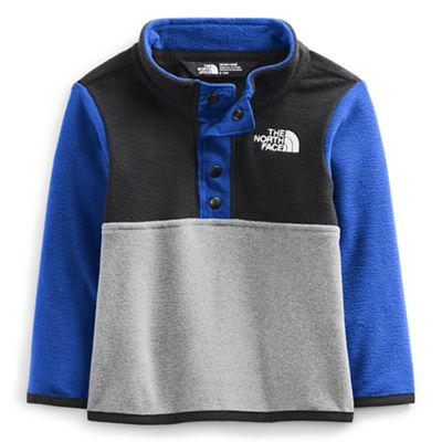 The North Face Infant Glacier 1/4 Snap Top