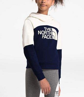 The North Face Girls' Metro Logo Pullover Hoodie