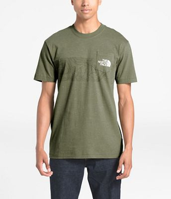The North Face Men's Utility Topo Injected SS Tee