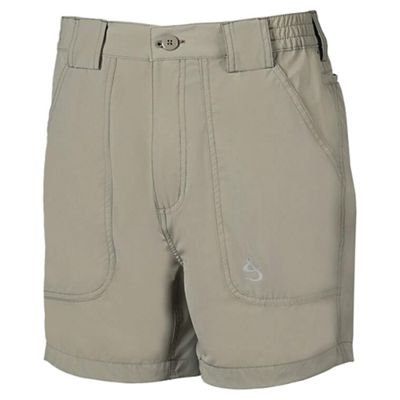 Hook & Tackle Men's Beer Can Island 4-Way Stretch Short