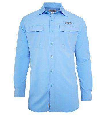 Hook & Tackle Men's Coastline LS Shirt