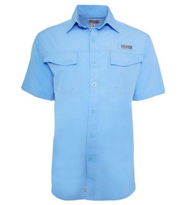 Hook & Tackle Men's Coastline SS Shirt