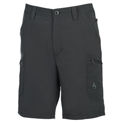 Hook & Tackle Men's Driftwood Stretch Short