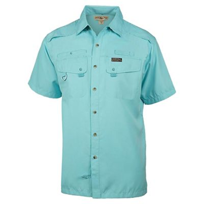 Hook & Tackle Men's Seacliff SS Shirt